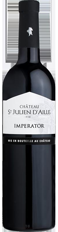 Impérator rouge Saint Julien d'Aille