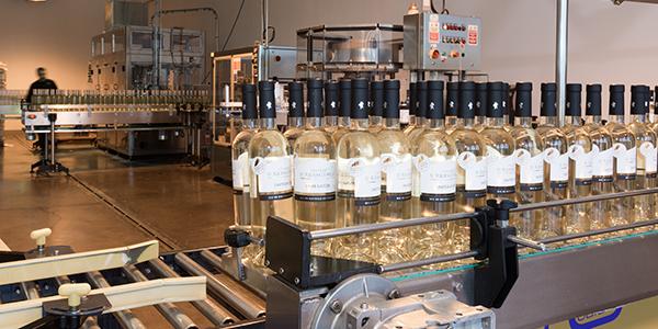 Bouteilles de vin Saint Julien d'Aille