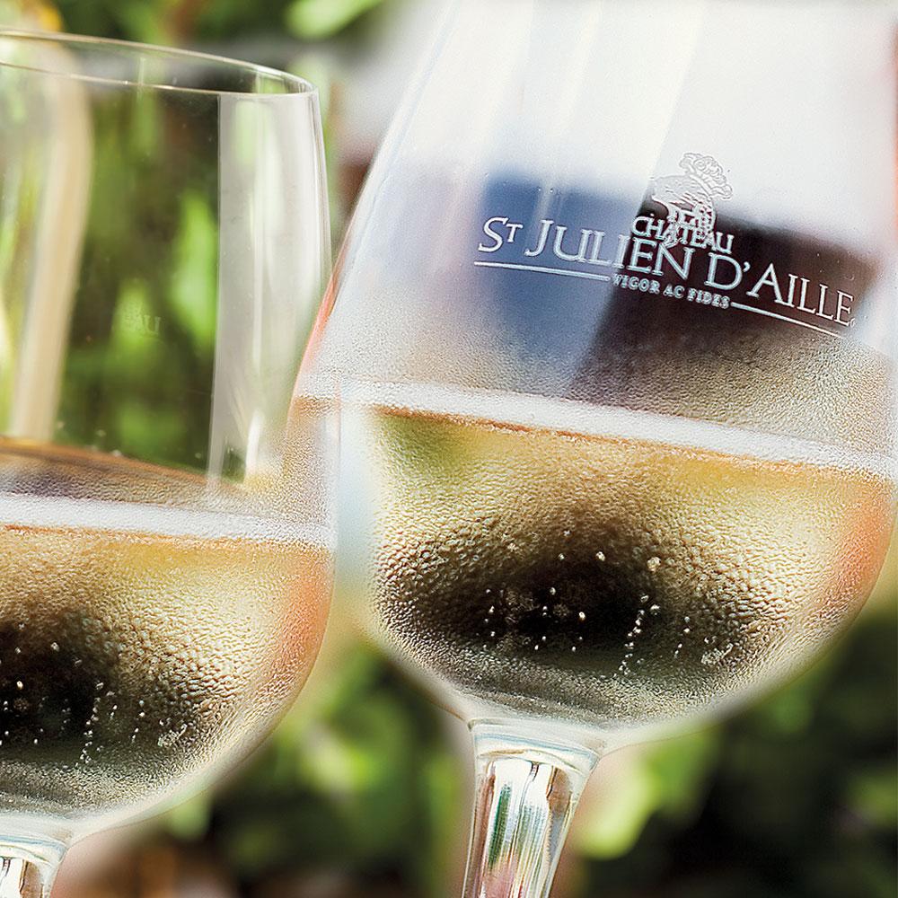 Vins blanc Saint Julien d'Aille