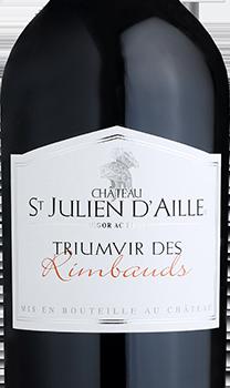 Triumvir des Rimbauds Saint Julien d'Aille